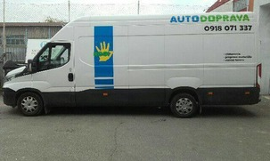 IVECO-Daily Maxi